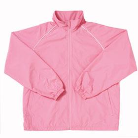 9 ピンク×ホワイトライン