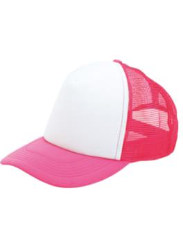 49 蛍光ピンク×ホワイト
