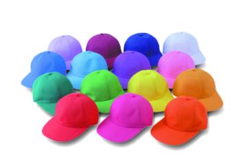 ニットカラースクール帽 (先生用)