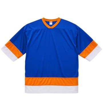9871 コバルトブルー/オレンジ/ホワイト