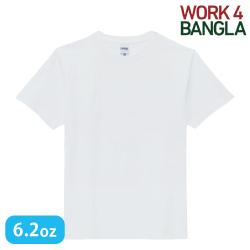 ヘビーウェイトTシャツ ホワイト