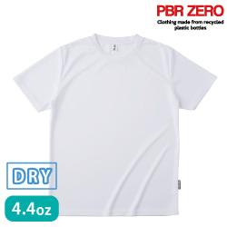 リサイクルポリエステル Tシャツ